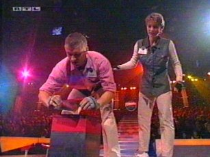 Die 100 000 Mark Show 1997 Germany Rtl Bother S Bar
