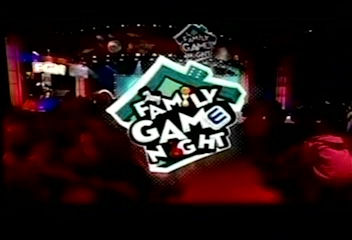 The Family Game Night Logo Titles Feature A Montage Of Games Featured In Days Episode Show Is Often Compared To Price Right