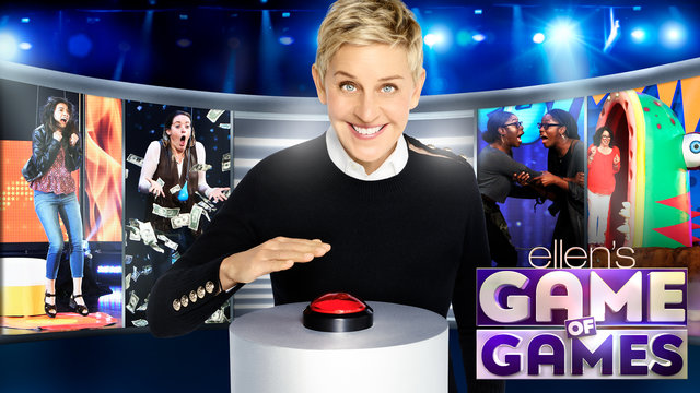 Move Over Jane Lynch Theres A New Mini Game Lesbian In Town And That Person Is The Awesome Ellen Degeneres Who Has Bought Her Talk Show Mini Games To The